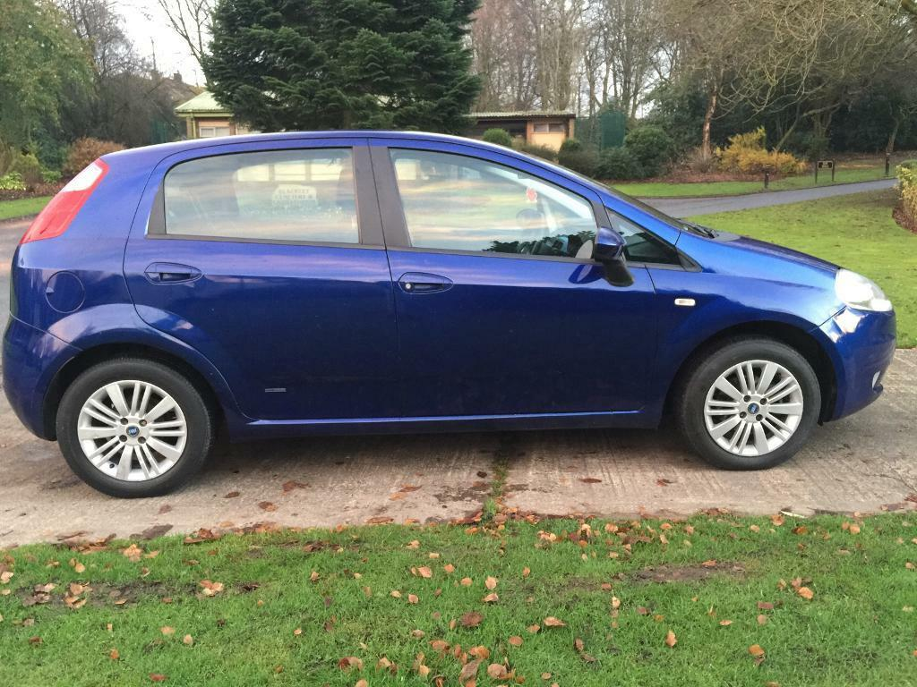 FIAT PUNTO 1.2 LOW MILEAGE!!