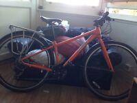Ladies Pinnacle lithium hybrid bike