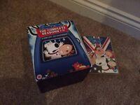 Family guy box set series 1-12