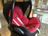 Maxi Cosi Infant Car Seat Isofix