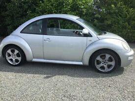 Vw beetle with full service record mot may 2018 cookstown