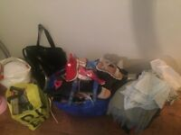 Job lot of women's/girls clothes ideal for a carboot