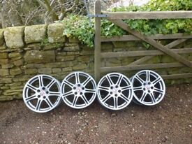 Honda Civic type R EP3 alloy wheels