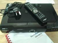 Humax HDR FOX 2 500GB FREEVIEW HD DIGITAL TV RECORDER WITH REMOTE