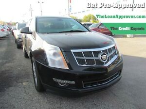 2012 Cadillac SRX Luxury | AWD | LEATHER | ROOF | CAM | HEATED S
