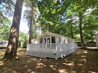 Luxury Lodge For Sale at Sandy Balls in The New Forest