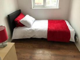SINGLE ROOM BILLS INCLUDED IN WEST DRAYTON CLOSE TO HEATHROW