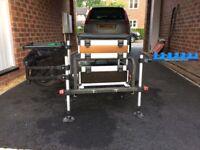 Team Daiwa Seatbox,Plus Extras
