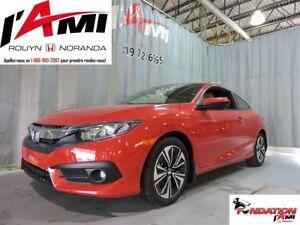 2017 Honda Civic EX-T NEUF