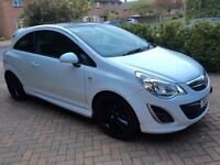 2011 Corsa Limited Edition 1.2 White