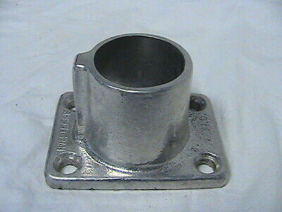 """Hollaender Speed-Rail Fitting Square base Flange for 1.5/"""" Pipe #45SBC-8"""