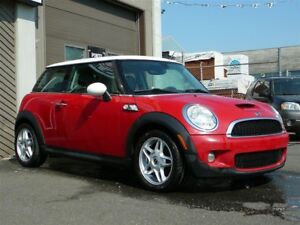 2007 Mini Cooper S TURBO, TOIT, CUIR (BMW fiat 500 Abarth)