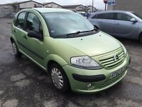 Citroen C3 1.4 i LX 5dr / Trade in to Clear