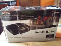 Optoma GT750-XL Short Throw 3D gaming projector