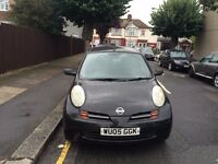 for sale Nissan Micra 2005 nice and clean car