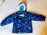 Children's winter jacket (Brand New 18-24m)
