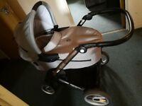 Mutsy Evo Baby Pram Stroller, good condition!