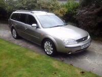 03 MONDEO GHIA X ESTATE AUTOMATIC TDCI
