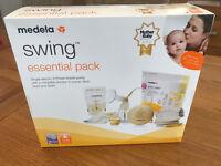 Medela Swing Essentials Electric Breast Pump Pack