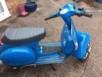 Vespa PX125 2011 for sale