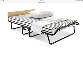 Brand New Jay-Be Small Double Folding Guestbed with Mattress