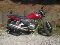 2011 motor roma 125 spares or repairs project