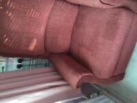 Rise an recline chair