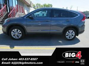 2014 Honda CR-V EX-L, Sunroof, Leather, Heated Seats