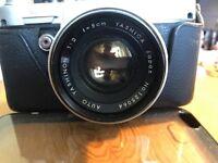 Yashica Penta J film camera