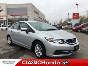 2014 Honda Civic Sedan LX | ONE OWNER | ECON | BLUETOOTH | AUTO