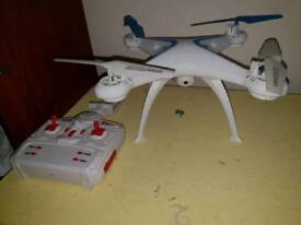 Drone with a cam