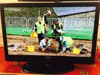 """PERFECT CONDITION* SAMSUNG 37"""" INCHES LCD + FREEVIEW INBUILT CHANNELS"""
