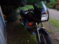 Yamaha XJ900f new MOT. Superb runner. quiet engine.