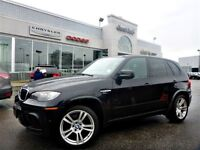 2012 BMW X5 M XDrive Driver Assist, Cold Weather pkgs Leather Na