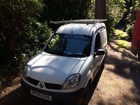 renault kangoo work van in excellent condition