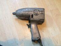Air tools impact guns sander etc