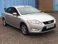 (59) Ford MONDEO 1.6 Zetec , mot - September 2018, service history,vectra,focus,astra,passat,accord