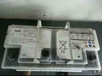 Used heavy duty car battery would suite bmw mercedes jeep van etc