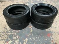 4 x Kumho Ecsta V700 ( V70A ) 195/50 15 Competition / Track Day Tyres