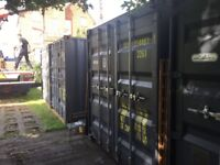 Storage Container / Garage for Rent. 20 ft x 8ft dry space.