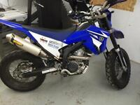 2008 wr250x good condition!!