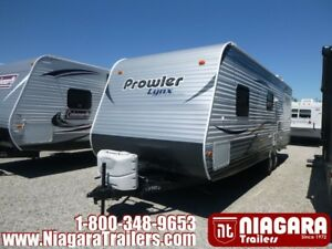 2014 Heartland Prowler 25LX Travel Trailer