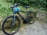 Specialized large bike,aluminium frame,700c wheels,27gears etc ,excellent