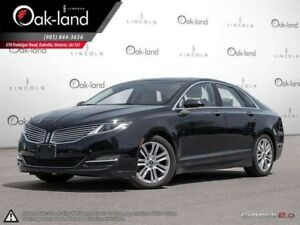 2014 Lincoln MKZ V6|Awd|Nav|Big Ext Warranty Inc+Low Fin Rates!!