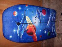 Children's Space and Dolphin Surfing Bodyboard