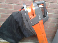 Flymo leaf shredder/vacuum