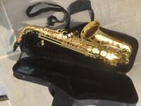 Sebastian Buckley, aqvae svlis saxophone