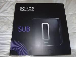 Sonos Sub Brand New in Box Parramatta Parramatta Area Preview