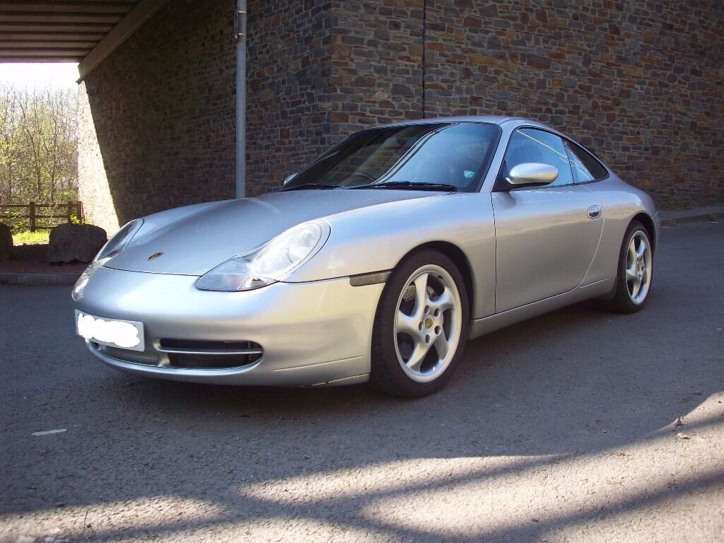 porsche 911 996 carrera 4 2000 silver 3400cc in blackwood caerphilly gumtree. Black Bedroom Furniture Sets. Home Design Ideas
