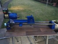 Wood Turning Lathe, Record Power DML 24X